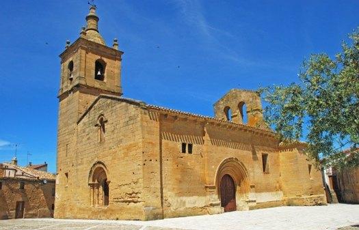 TIRGO - Iglesia Parroquial del Salvador