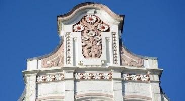 Detalle Edificio Modernista