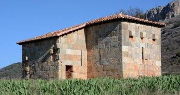 Ermita de Santa María. Quintanilla de las Viñas