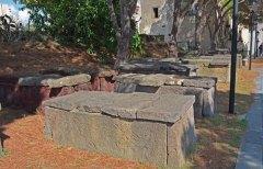 Necrópolis griega y romana (Acrópolis de Lipari)