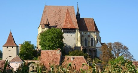 Biertan. Iglesia Fortificada y Murallas