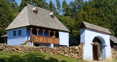 Museo Arquitectura Popular. Casa del Mar Negro