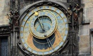 Ayuntamiento. Reloj Astronómico