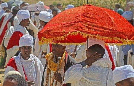 Bajo el sol de Etiopía