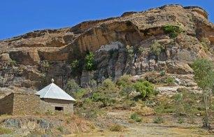 La ermita de Wukro Cherkos