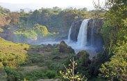 Tis Abay - Cataratas del Nilo Azul en amariña
