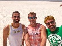 Con Fernando & Benito...