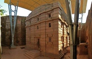 Bet Emmanuel - Templo de estilo Axumita