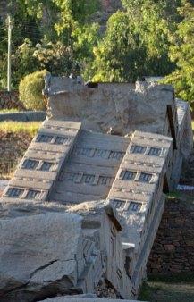 Axum: Obelisco del Rey Remhai