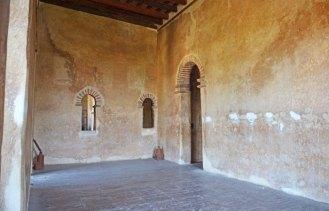 Interior del castillo de Fasilidas