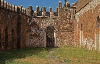 Castillo de Bakaffa - Detalle