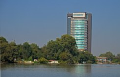 La torre del Bahir Dar Grand Resort & Spa