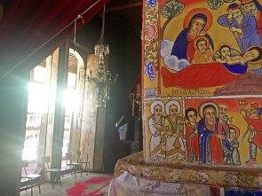 Monasterio de Ura Kidane Mehret