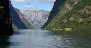 Fiordos de Nærøy y de Sogne