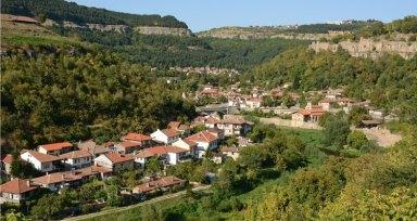 Barrio de Asenova y Arbanasi