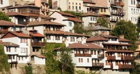 Casco Antiguo. Casas con Balcones Tradicionales