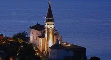 Iglesia de San Jorge. Noche