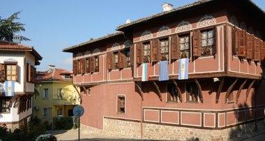 Plovdiv. Casa Balabanov