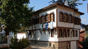 Plovdiv. Casa Nedkovich