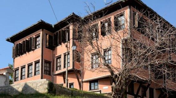 Plovdiv. Casa Lamartine