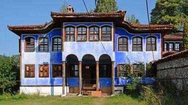 Koprivshtitsa. Casa Azul