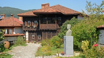 Koprivshtitsa. Casa Benkovski