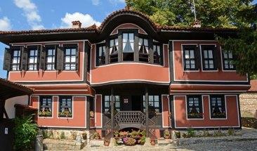 Koprivshtitsa. Casa Kableskkov