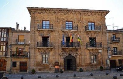 Palacio Marqués de San Nicolás - Ayuntamiento de Briones