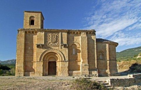 Ermita Románica de Sª Mª de la Piscina