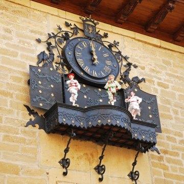 Reloj y carrillón del Ayuntamiento