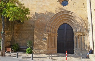 Portada de San Juan (Laguardia)