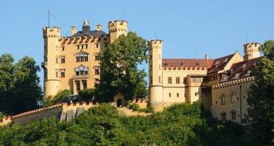 Castillo y Palacio de Hohenschwangau