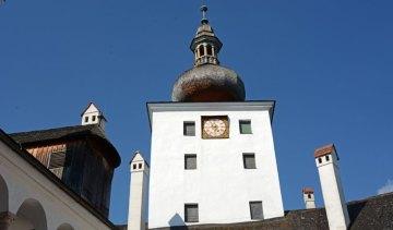 Gmunden. Torre del Castillo de Ort