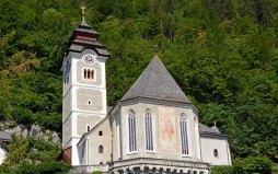 Hallstatt. Iglesia Católica