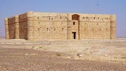 Castillo de Al Kharaneh