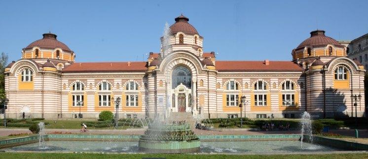 Sofía. Baños Turcos. Museo de Historia