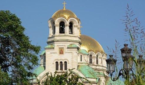 Sofía. Catedral de Alexander Nevsky
