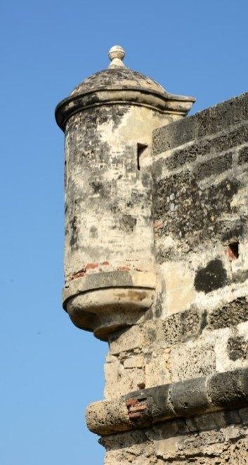 Torre del Baluarte de Santa Catalina