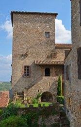 Casa-fuerte medieval