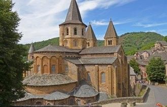 Iglesia Abacial de Sainte-Foy (Conques