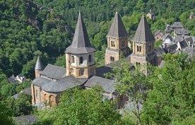 Iglesia Abacial de Conques