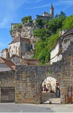 Porte du Figuier (Puerta de la Higuera)
