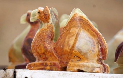 Artesanías en Wadi Mujib