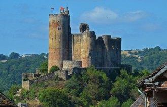 Castillo de Najac