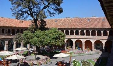 Convento de las Nazarenas. Belmond Monasterio. Claustro Grande