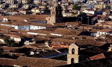 Cuzco desde el Mirador de San Blas