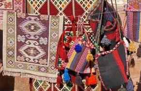 Artesanía: Jarapas y alfombras
