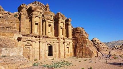 """Templo de """"El Monasterio"""" o """"Al-Deir"""""""