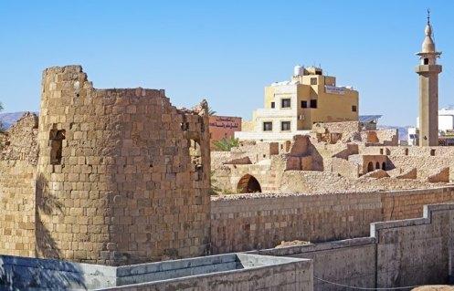 Fortaleza medieval de Aqaba