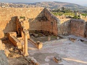 Iglesia Bizantina ((Jerash)